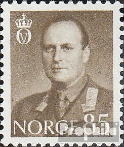 Norway 426 unmounted mint / never hinged 1958 King Olaf V.