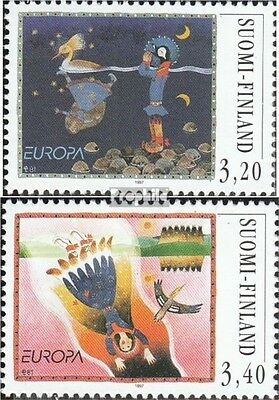 Finland 1378-1379 unmounted mint / never hinged 1997 Europe