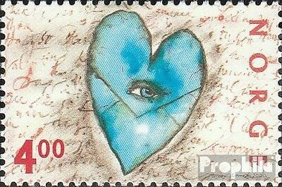 Norway 1341 unmounted mint / never hinged 2000 Valentine's Day