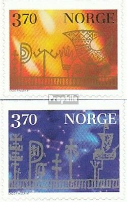 Norway 1265x Do-1266x Do unmounted mint / never hinged 1997 christmas