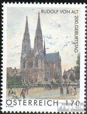 Austria 3011 unmounted mint / never hinged 2012 old