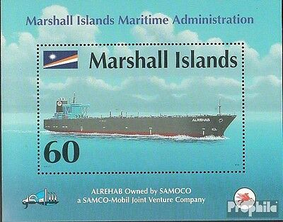 Marshall-Islands block29 unmounted mint / never hinged 1999 Seefahrtsamt the Mar
