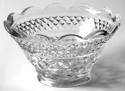 Anchor Hocking WEXFORD Candle Bowl 6709825