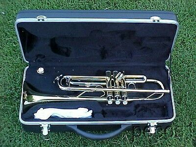 Bb NEW BRASS MARCHING, CONCERT, JAZZ, OR BAND TRUMPETS-B FLAT