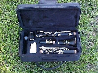 New 2019  Intermediate Concert Band Clarinet- With Yamaha Pads