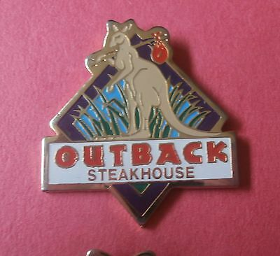 Looks like Kangaroo Running away From Home Outback Steakhouse Restaurant - Pin