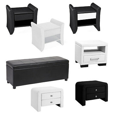 800 007 sitzbank hocker sitzhocker pedro weiss ca 80 cm breit eur 39 90 picclick de. Black Bedroom Furniture Sets. Home Design Ideas