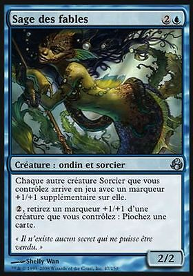▼▲▼ Sage des fables (Sage of Fables) MOR #47 FRENCH Magic