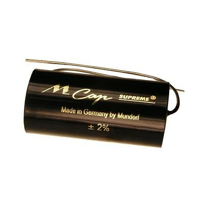 Mundorf MCap SUPREME 1uF High End Audio Kondensator capacitor 1µF 851528