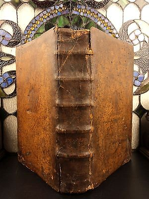1569 1st ed Catholic Doctrine CHARLEMAGNE Alcuin of York & Paul the Deacon