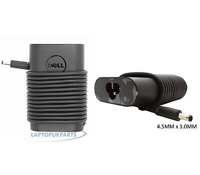 Genuine Dell XPS 13 (9350) Laptop 45W AC Adapter Charger Power Supply New