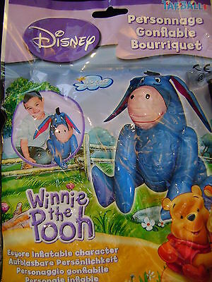 NEW INFLATABLE EEYORE FROM WINNIE THE POOH CHARACTER FIGURE 46cm 104008
