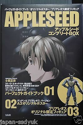 JAPAN Appleseed Complete BOX