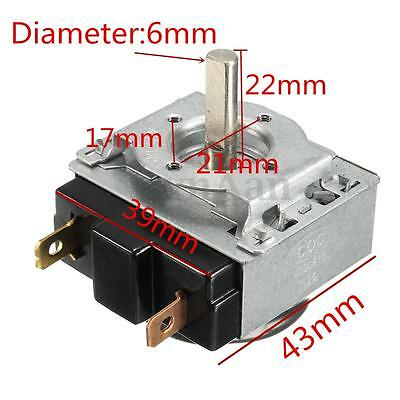 DKJ/1~120 Minute 15A Timer Switch For Kitchen Electronic Microwave Oven Cookware