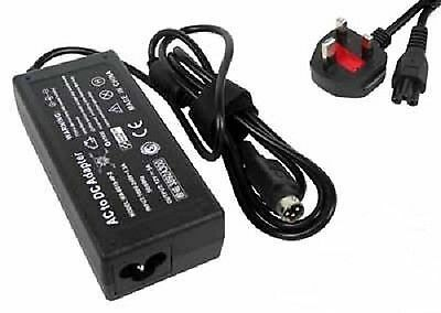 Power Supply and AC Adapter for BUSH 0451B127012V583A4PIN LCD / LED TV