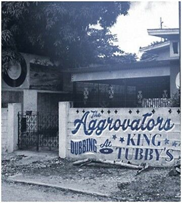 The Aggrovators - Dubbing at King Tubby's 2- New Vinyl LP