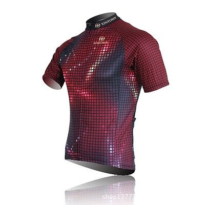 Flash Sportwear Cycling Jersey Bike Bicycle Clothing Short Sleeve Jersey Top