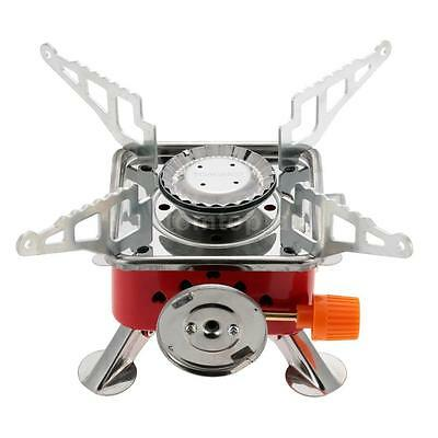 TOMSHOO Outdoor Backpacking Butane Gas Camping Picnic Stove Burner 2800W P7R1