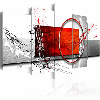 IMPRESSION IMAGE SUR TOILE XXL! TABLEAU *2 formats* ABSTRACTION a-A-0012-b-n