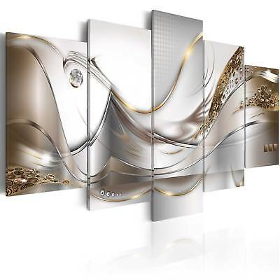 IMPRESSION IMAGE SUR TOILE XXL! TABLEAU *2 formats* ABSTRACTION a-A-0004-b-o