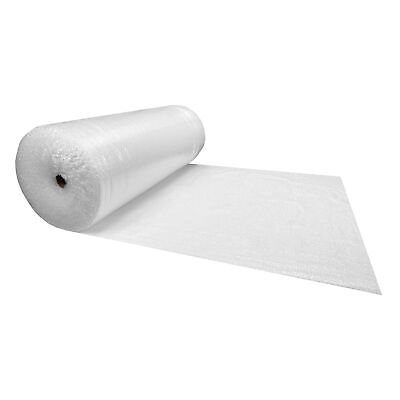 """Bubble Cushioning Wrap 48"""" x 175' ft Small Bubbles 3/16"""" - Perforated every 12"""""""