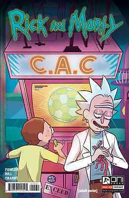 Rick and Morty #15 Exceed Exclusives Variant 1500 Oni Press Comic  ex1