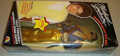 Michael Jackson Superstar Of The 80's Grammy Awards Outfit  - Ljn 1984