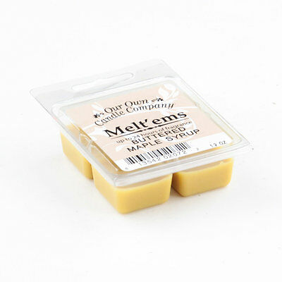 Our Own Candle Company BUTTERED MAPLE SYRUP Duft Melts 34g
