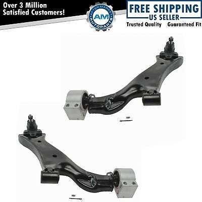Suspension Control Arm Front Lower LH & RH Kit Pair for Chevy GMC SUV Truck New