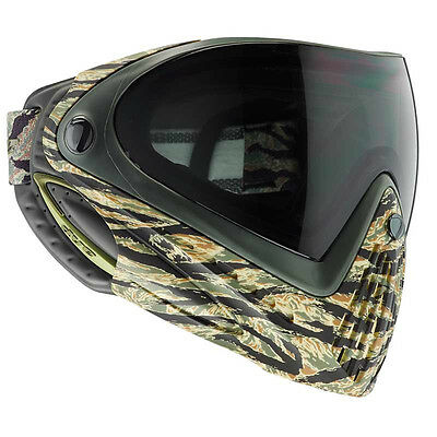 Dye i4 Pro Paintball/ Airsoft Mask - Tiger - 2016