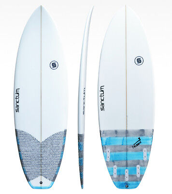 Sanctum, Surfboard, The Rudder