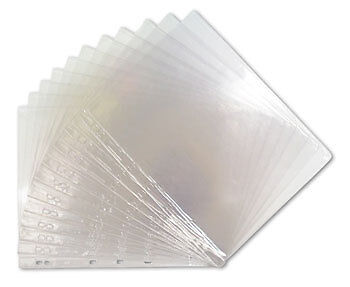 10 pack A4 Archival sleeves