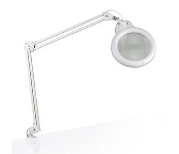 Daylight Lighting : Ultra Slim Fluorescent 28w Magnifying Lamp