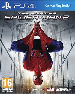 The Amazing Spider-Man 2 (PS4) [NEW GAME]