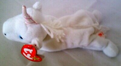 fc4ad3a6d94 1994 Ty Beanie Baby MYSTIC The Unicorn RETIRED NEW W  TAGS