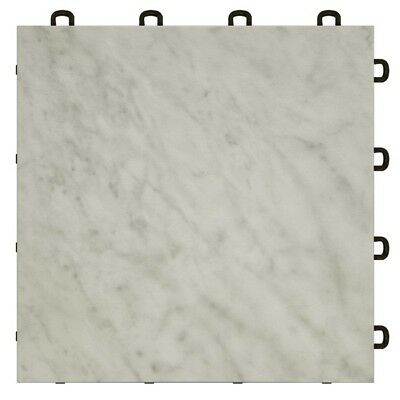 White Marble Style Portable Event Floor 9 ' x 9 ' |USA MADE