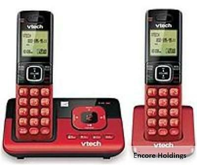 VTech CS6829-26 2 Handset Phone with Answering System