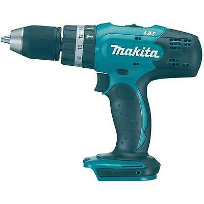 Makita Dhp453Z 18 Volt Cordless Lithium Ion Combi Hammer Drill (Bare Unit)