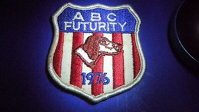 "American Brittany Club ""A.B.C. FUTURITY 1976"" Embroidered Sew-on Jacket Patch"