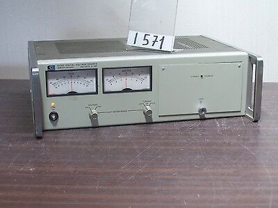 Hp 6130C Digital Voltage Source With  Card *i571