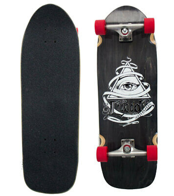 SKATEBOARD, LUCID OLD SCHOOL COMPLETE 30 x 10