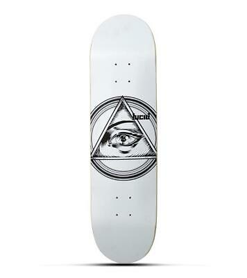 Skateboard, Lucid, Deck-  The Eye + Grip Tape