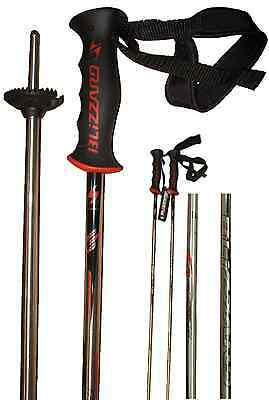 BLIZZARD G-FORCE SKI POLES ALLOY 7075 F56 14mm various lenghts