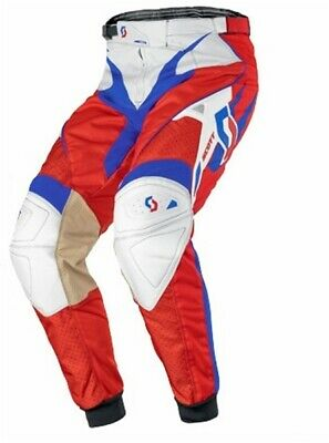 Scott 450 Series Pant  Red/blue  Size 28  ****clearout****   2176851228317