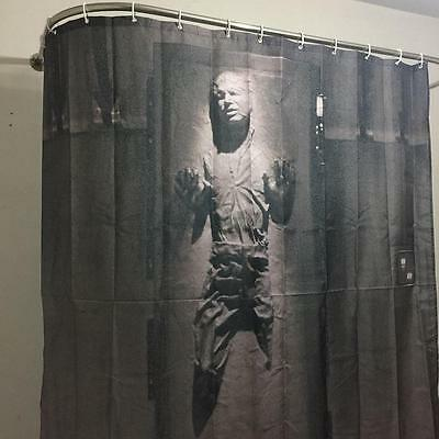 Bathroom Durable New Cool Zombie Waterproof Shower Curtain