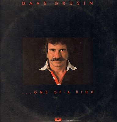 Dave Grusin(Vinyl LP)One Of A Kind-Polydor-PD-1-6118-US-1977--VG/VG