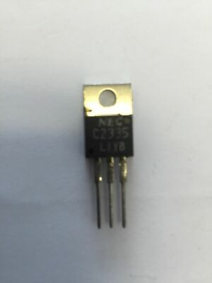 "2SC1096 ORIGINALE NEC TRANSISTOR TO-202 /""immagine per ref/""/"" UK Stock /""Nikko"