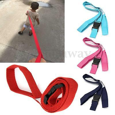 Hot Child Safety Wrist Link Baby Toddler Harness Leash Adjustable Band Kids US