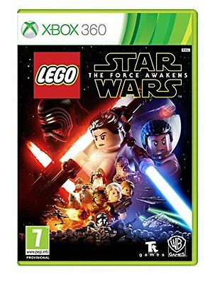 LEGO Star Wars: The Force Awakens (Xbox 360) [NEW GAME]