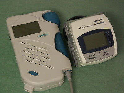 Sonotrax basic  Fetal  Heart Doppler 3MHZ W/BONUS DIGITAL BLOOD PRESSURE MONITOR